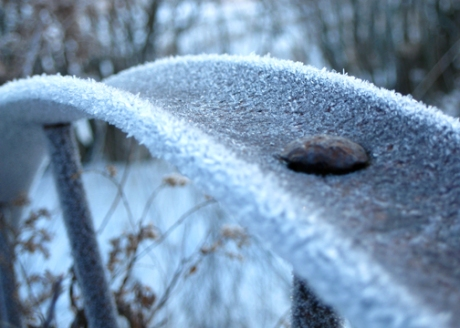 Frosted Wheel