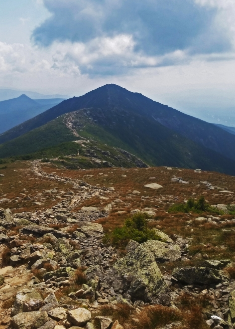#NH4 Franconia Ridge - New Hampshire