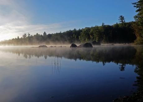 #ME2 Antlers Campsite - Maine