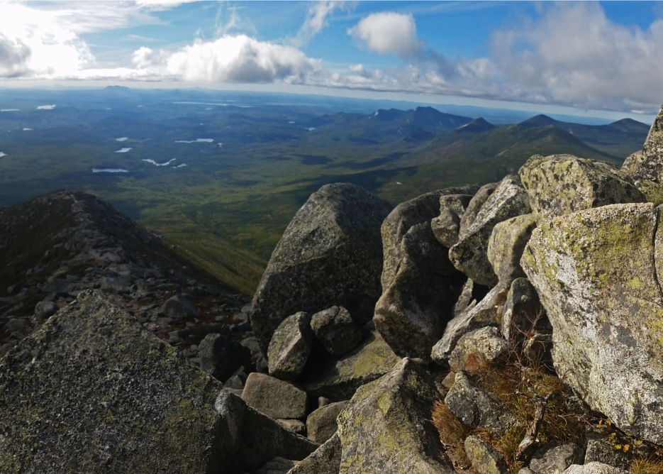 #ME3 Mount Katahdin - Maine